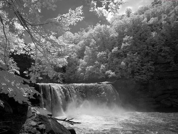 Cumberland Falls...