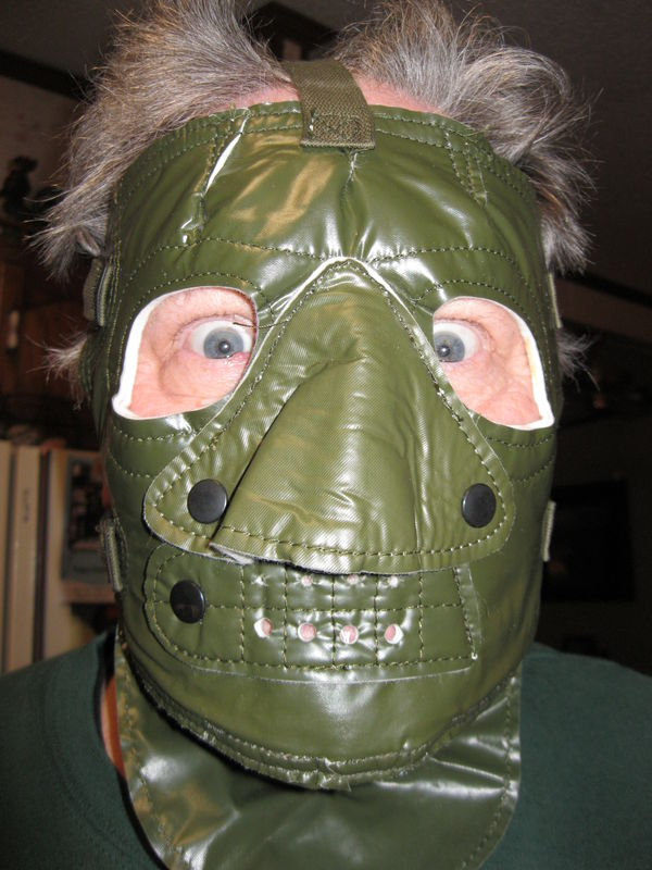 My cold weather mask...wife is still laughing..I b...