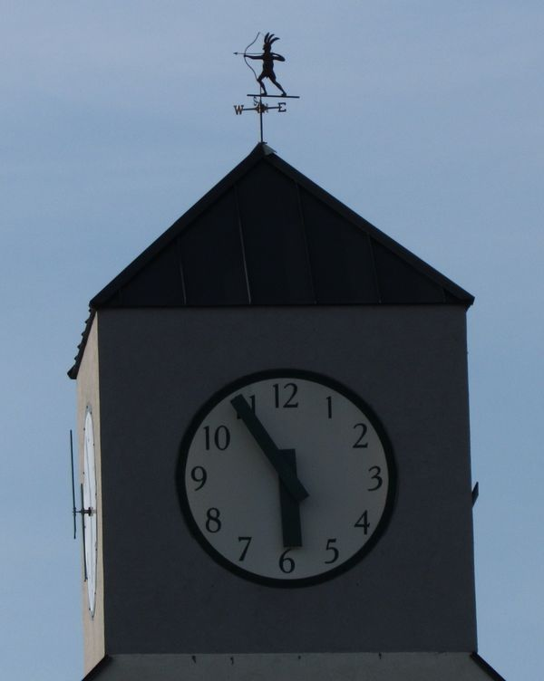 OK, so it's a clock tower, too - sue me !...