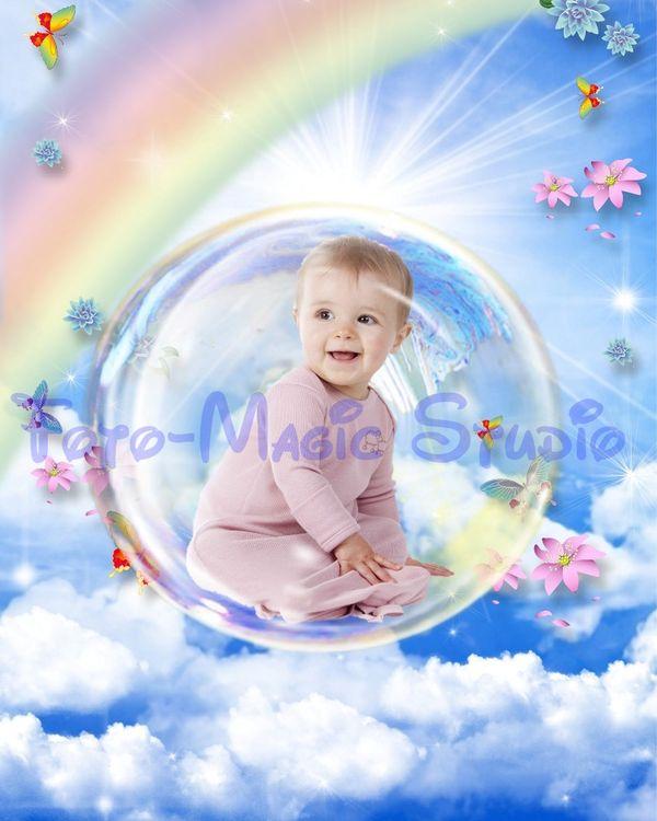 Baby Bubble...