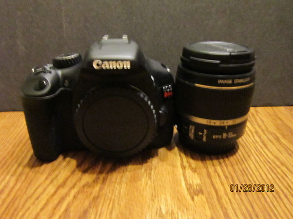 {SOLD}     T2i 18MP canon camera   {$575 Shipped}...