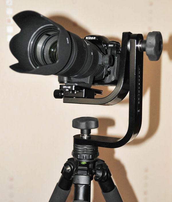 Lensmaster with 70-200mm lens...
