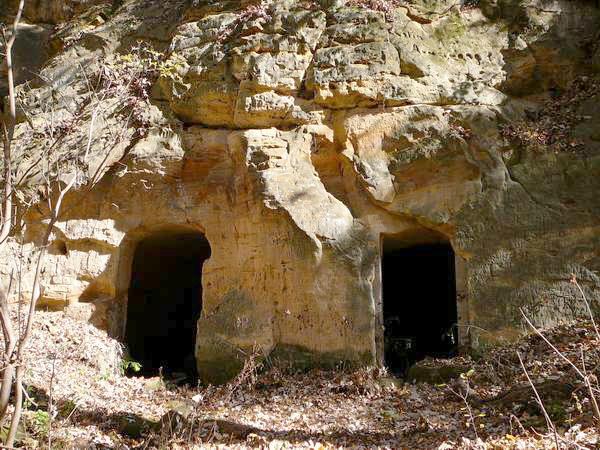 Faris caves...