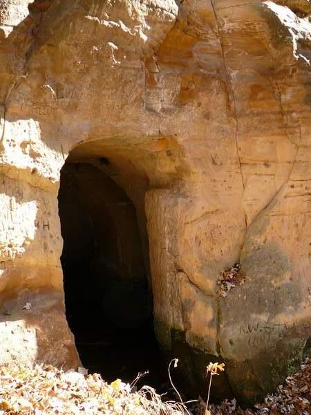 Faris cave...