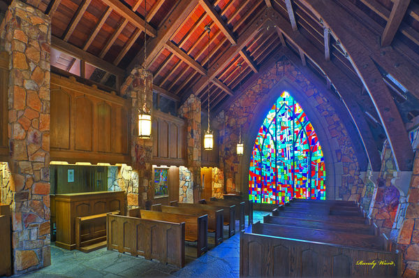 Callaway Gardens Menorial Chapel