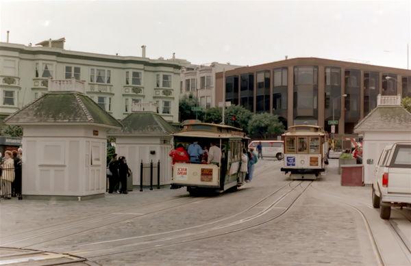 San Fransisco circa 1985...