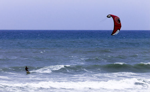The Kite Surfers Were Loving Isaac As It Roached Surfing Conditions Excellent In Cocoa Beach Here S A Few I Shot For Your Entertainment