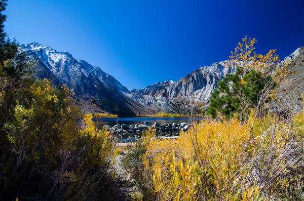 #5 convict lake...