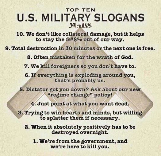 Military Slogans Military slogans for 2013@Share on ...