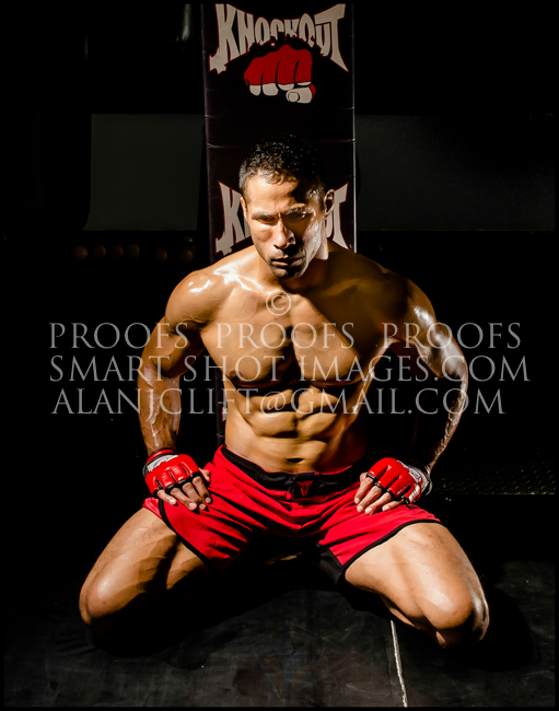 MMA, Cage Fighting, Knockout Promotions