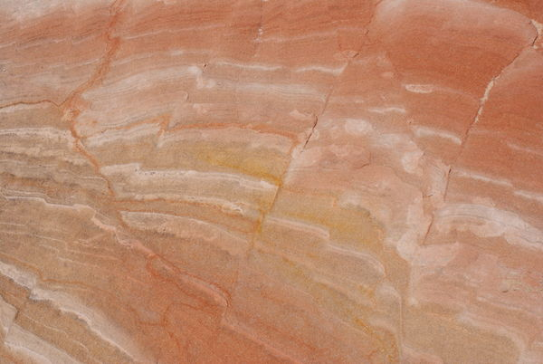 Striped sandstone - Arizona...