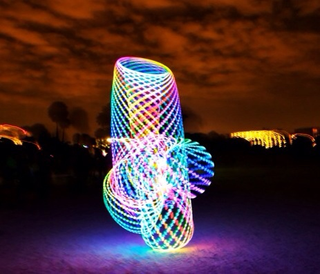 Hooping on at night. & Trading in my old friend Nikon D700 (couple low light photo)