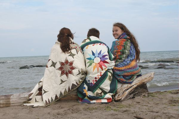 Beach Quilts Connection: They could be wrapped up ...