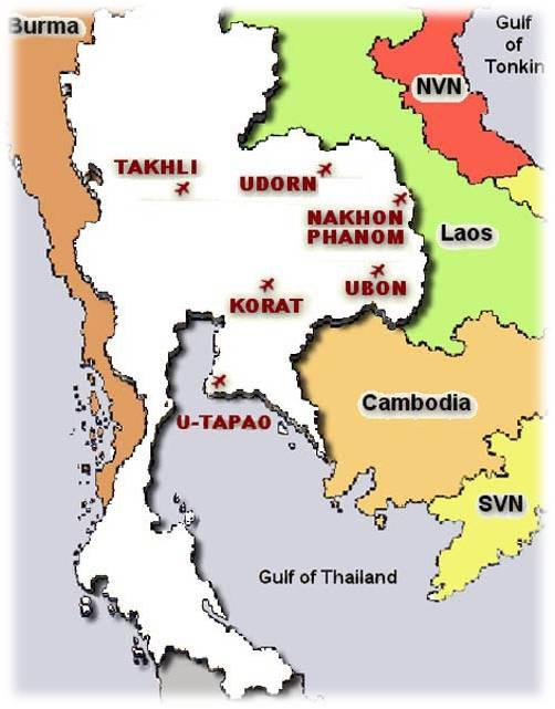 detailed map of korat thailand - 500×639