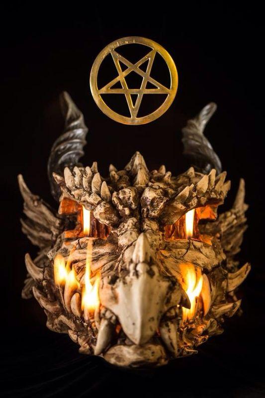 Lucifer portrait...