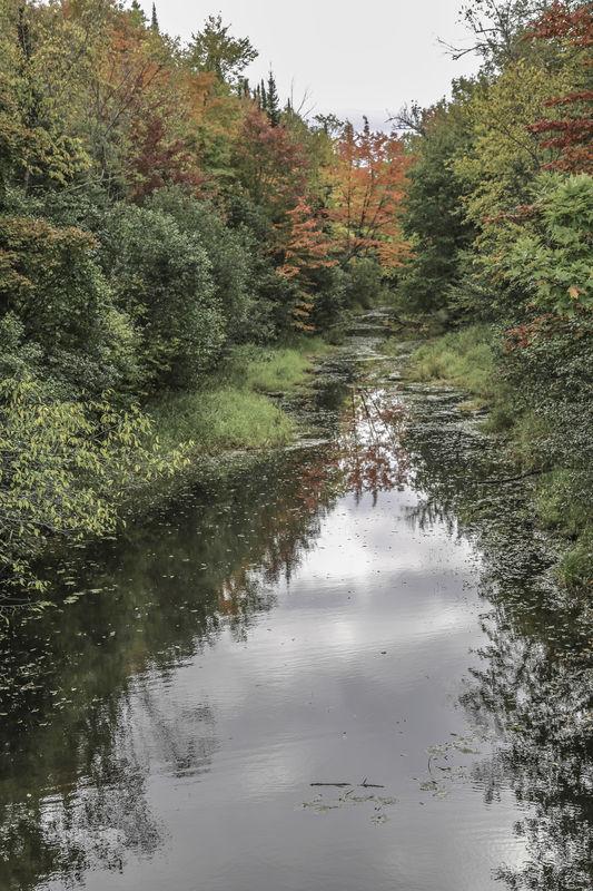 Wakefield, MI River...