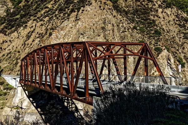 Here is the full size bridge...