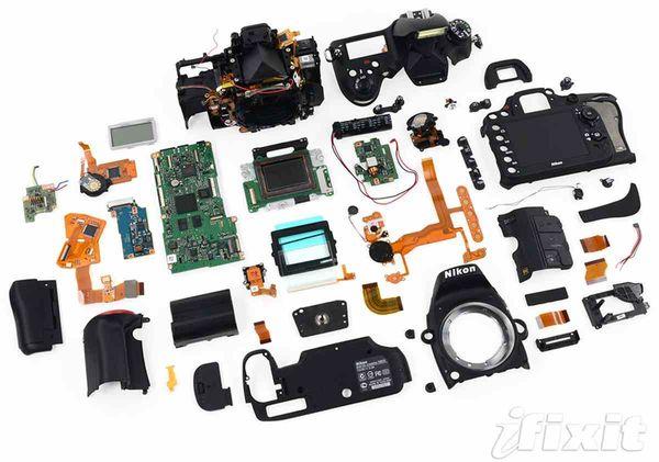 Nikon Parts Shortage