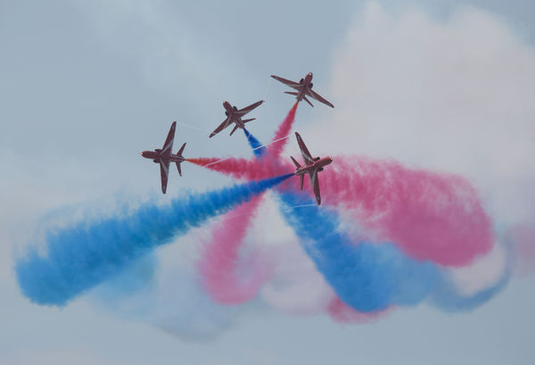Red Arrows...