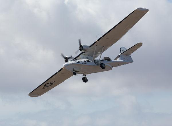 PBY Catalina...