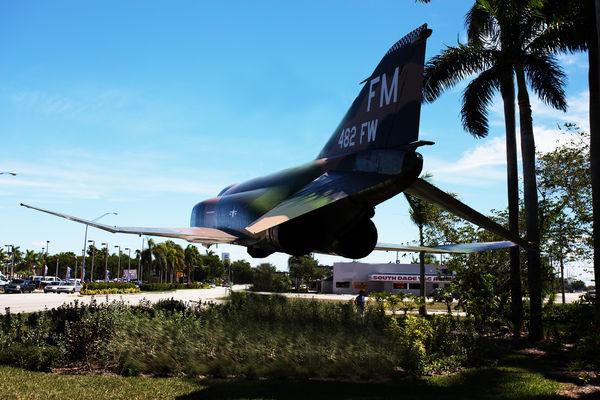 F-4 Phantom...