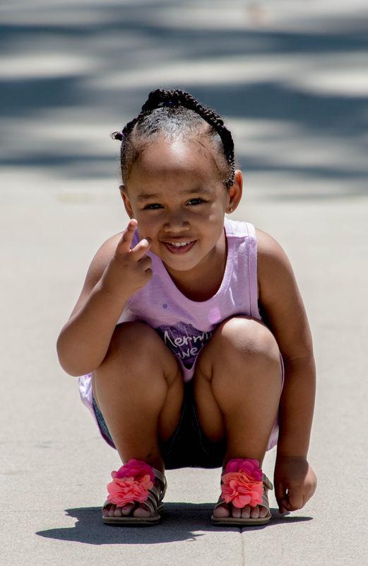 # 1 granddaughter...