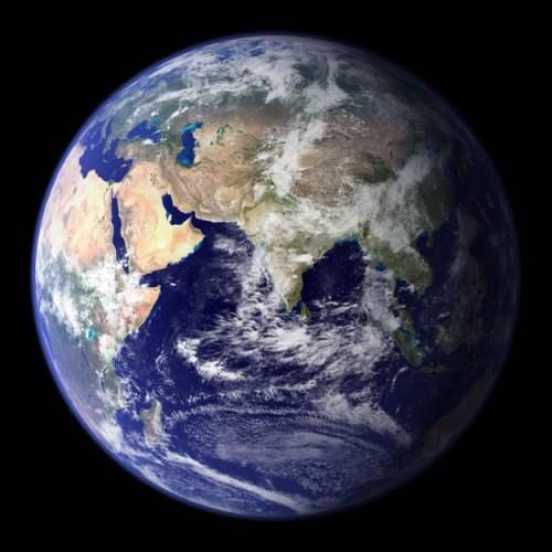 #1. Earth...