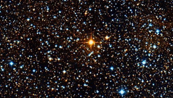#28. UY Scuti In The Constellation Scutum...