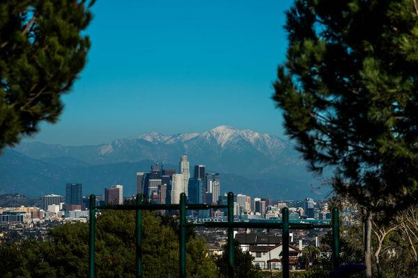 Downtown L.A....