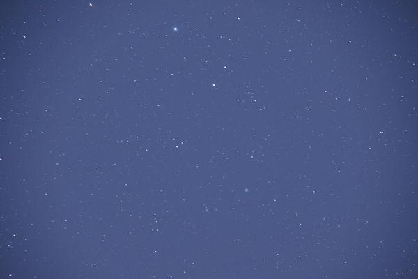 D3300 DSLR image of The Ring Nebula 9-2016 (5 O'cl...
