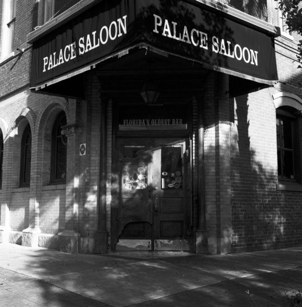 Palace Saloon...