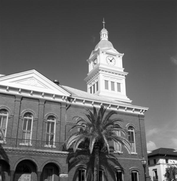 Courthouse, Fernandina Beach...