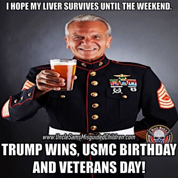 Happy Birthday Usmc Quotes ~ Happy veterans day