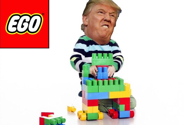 Questions hang over Trump plan on infrastructure FINANCE ... Obama Meme Legos