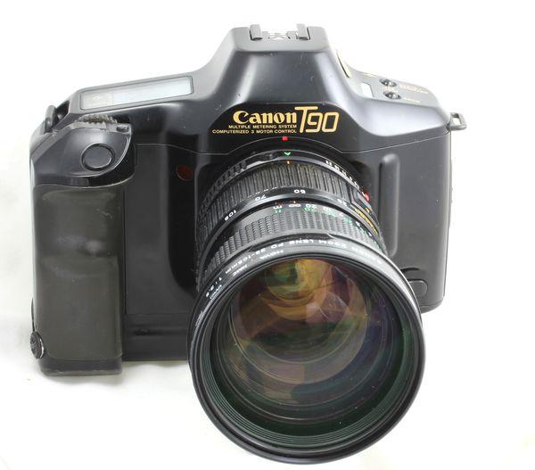 Canon T90...