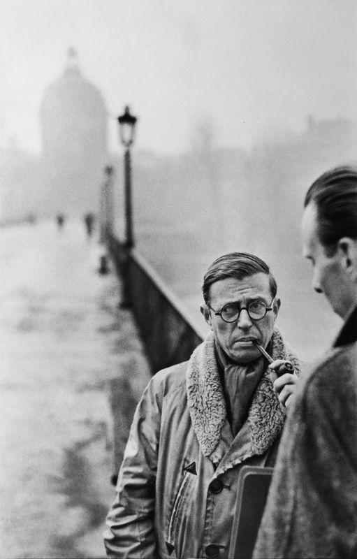15 J.P.Sartre & A. Camus...