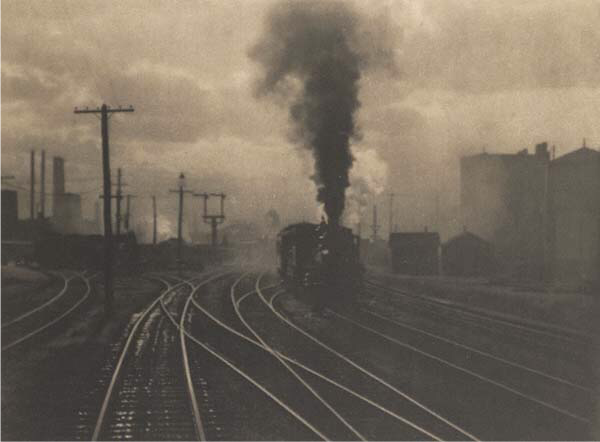 """4 """"The Hand of Man"""" Stieglitz was also an early pr..."""