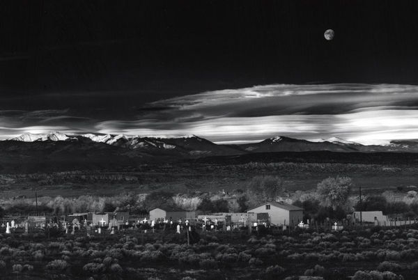 Monthly Masters Critique July 2016 Ansel Adams Moonrise