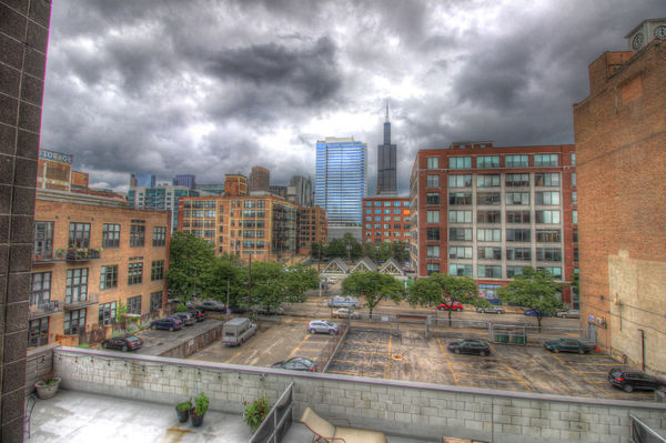 The tonemapped layer...