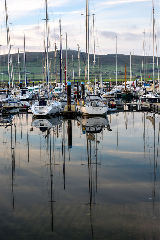 Dingle Harbor, County Kerry...