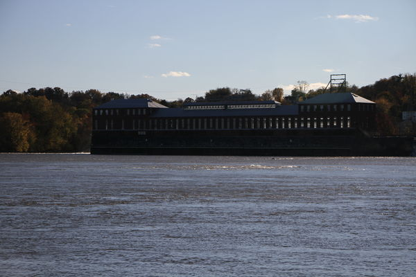 Brunner Island Power Plant on the Susquehanna...