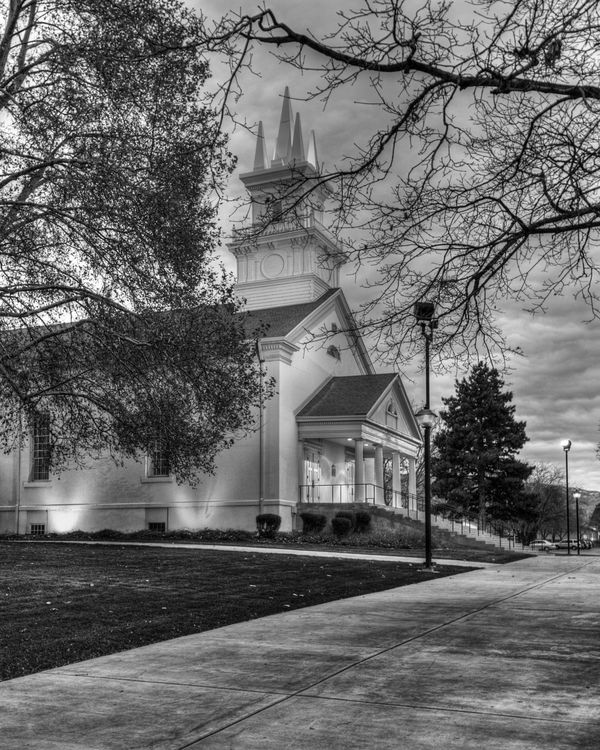 Bountiful Utah Tabernacle...