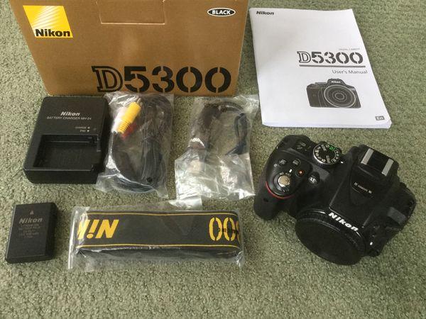 DSLR D5300 – Digital SLR Cameras - Nikon Australia