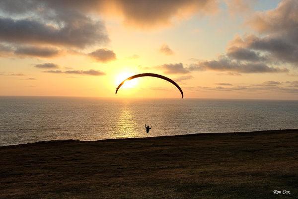 La Jolla, Ca hang gliding port