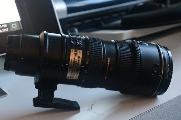 Nikon 70mm-200mm