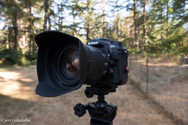 SOLD Nikon D500 + 16-80mm