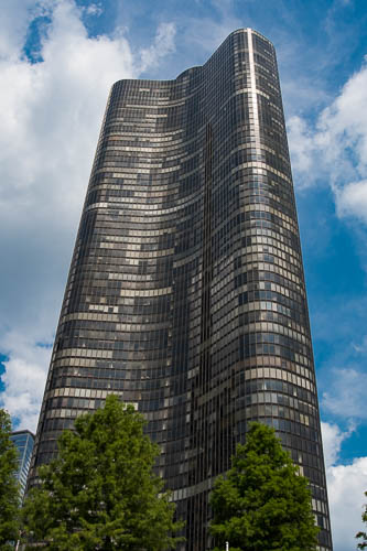 Lake Point Tower...