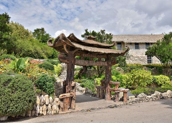 Japanese Tea Garden San Antonio Tx