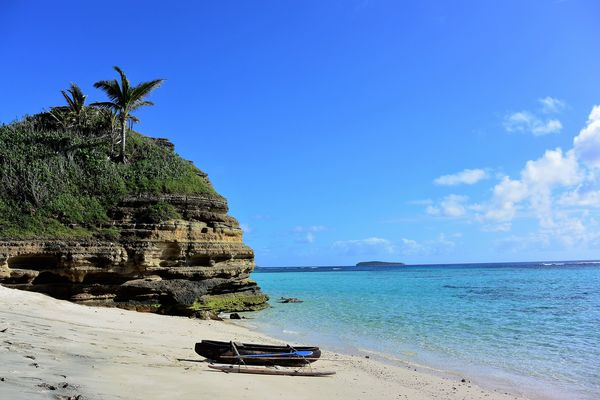 Kelefesia Island, Tonga...