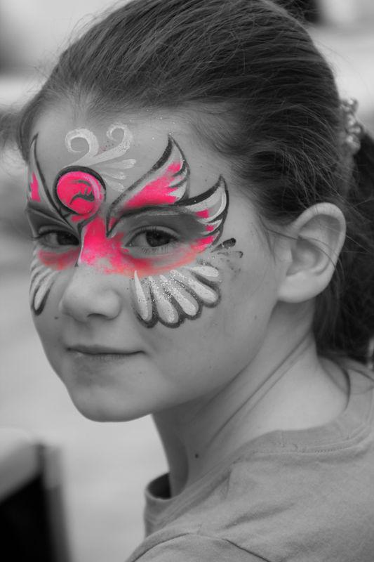 Granddaughter #3 at Disney World...